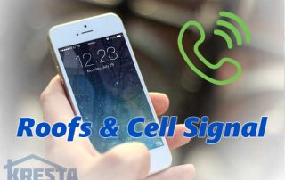 roofs effects on cell phone signal roofing company san antonio