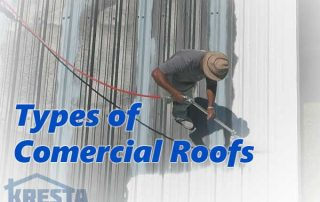 types of roofs for commercial buildings