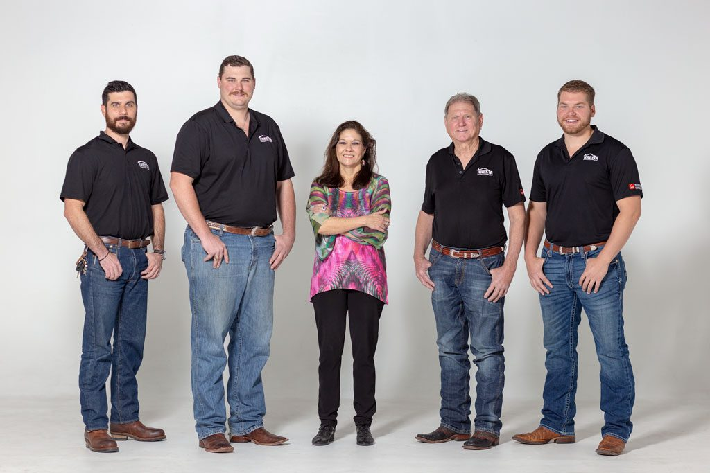 Kresta Roofing a Roof Company San Antonio Texas Staff Photo