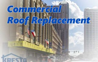 river center mall commercial roof replacement project