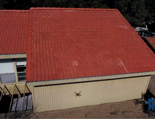 Metal Roof Grande Tile installation – Kresta Roofing