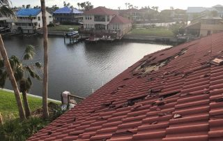 tile roof storm hurricane harvey damage repair specialist roofing company port aransas